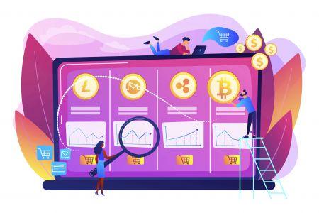 Bagaimana untuk Berdagang Crypto di Olymp Trade? Membeli dan Menyimpan Cryptocurrency anda