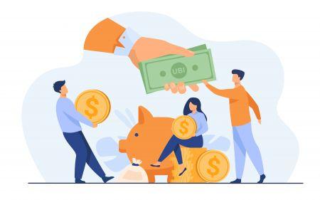 Bagaimana menjana wang di Olymp Trade