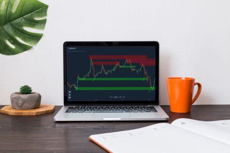 Cara menggunakan zon penawaran dan permintaan di Olymp Trade
