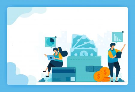 Deposit Wang ke Olymp Trade Melalui Kasikorn Bank dan Bank Card