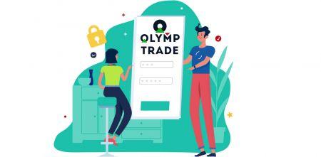 Cara Membuka Akaun Demo di Olymp Trade