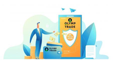 Cara Buka Akaun dan Deposit Wang di Olymp Trade