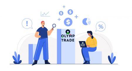 Cara Mendeposit dan Berdagang di Olymp Trade