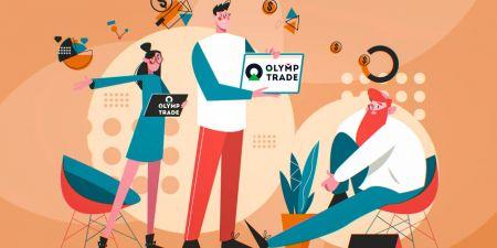 Cara Berdagang dan Menarik Wang dari Olymp Trade
