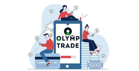 Cara Mengeluarkan Wang dari Olymp Trade