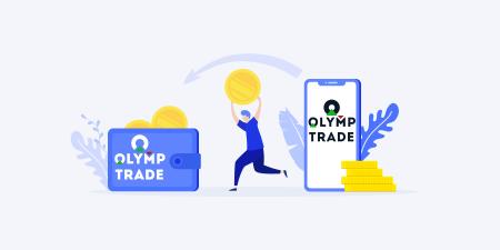 Cara Mempercepat Pengeluaran Anda di Olymp Trade