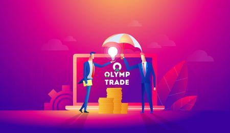 Cara menyertai Program Afiliasi dan menjadi Rakan Kongsi di Olymp Trade