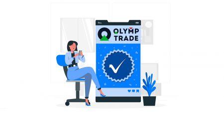 Cara Mengesahkan Akaun di Olymp Trade