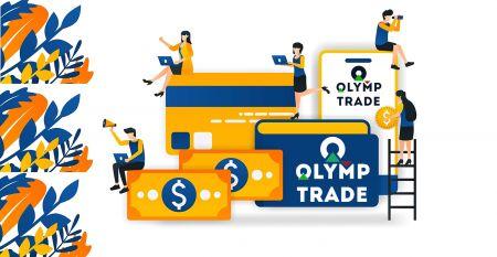 Cara Membuka Akaun dan Menarik Wang di Olymp Trade