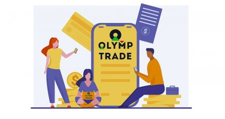 Cara Login dan Deposit Wang di Olymp Trade
