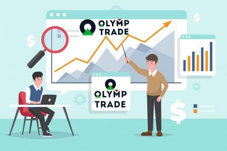 Cara Mendaftar dan Berdagang di Olymp Trade