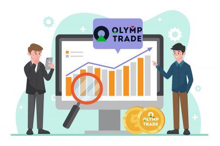 Cara Mendaftar dan Berdagang Forex di Olymp Trade