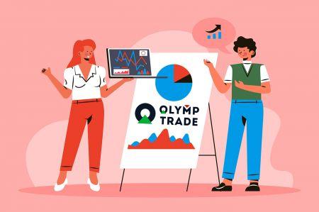 Cara Memulakan Perdagangan Olymp Trade pada tahun 2021: Panduan Langkah demi Langkah untuk Pemula