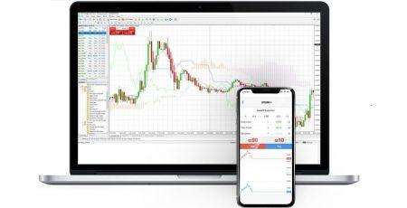 Leverage 1: 500 Broker Dagangan Olymp Trade dengan MetaTrader 4 (MT4)